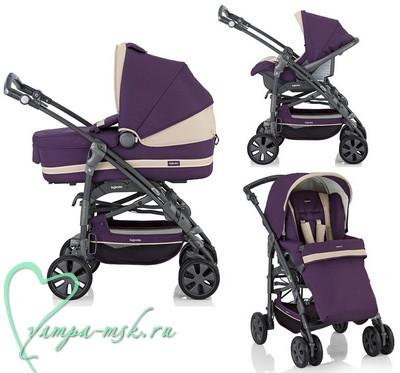 коляска для ребенка, коляски 3 в 1, коляска для новорожденных