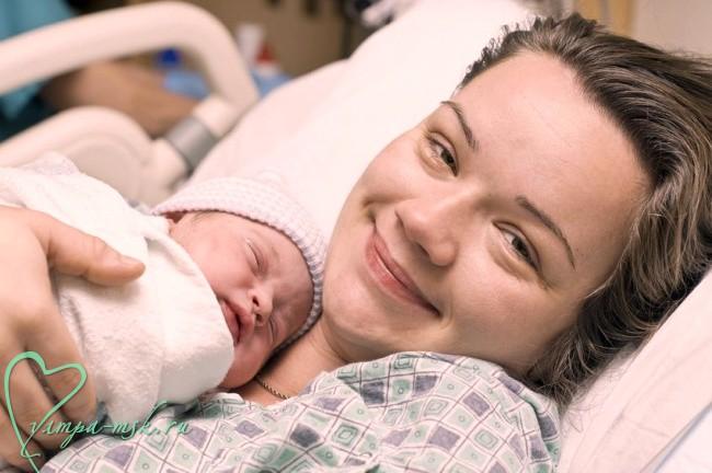 Роды без боли, легкие роды, как родить без боли