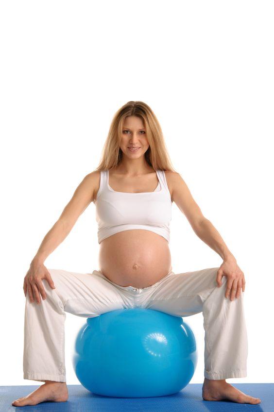 Гимнастика для беременных в Москве
