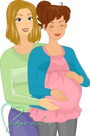 Помощница в родах