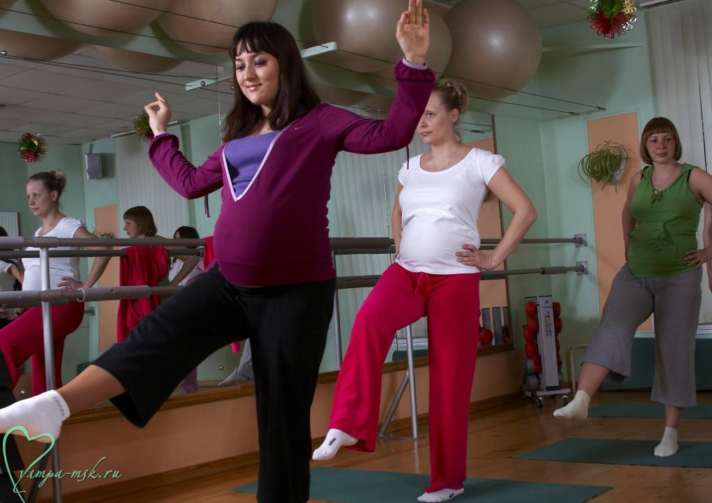 Занятия для беременных, упражнения для беременных, школа для мам, школа для беременных