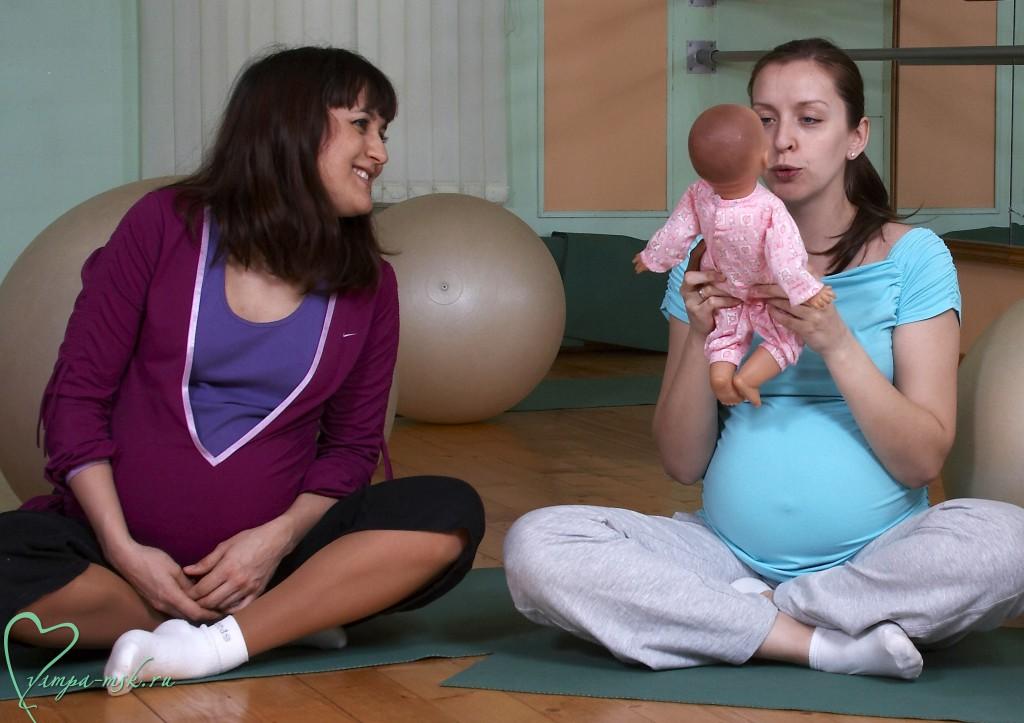 школа для беременных, подготовка к родам, школа для мам
