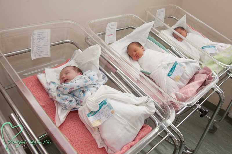 Центр планирования семьи и репродукции (ЦПСиР), ЦПС, Роддома Москвы